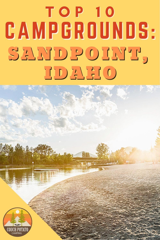 Sandpoint Idaho Camping