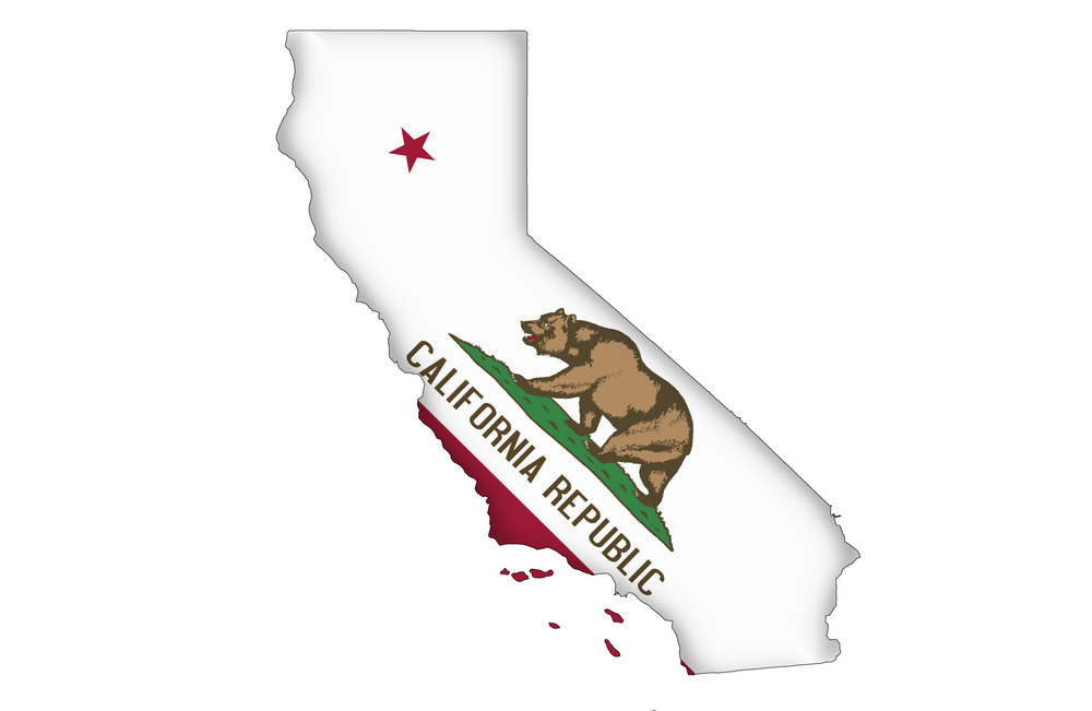 State of California Flag